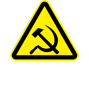 Vorsicht Kommunist, Warnung vor der roten Gefahr