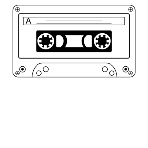Retro Missing Kassette 90iger