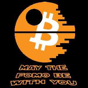Bitcoin Star and Wars 2018 - Todesstern - Krypto