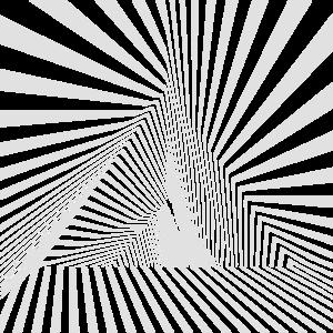 Pyramiden Dimension Vektor T-Shirt