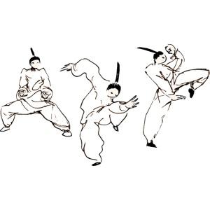 Kungbao - Martial Arts Kung Fu Martial Arts Combo