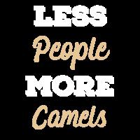 Kamel Dromedar Lama Alpaka Tier Geschenk Idee