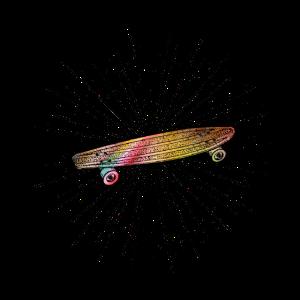 Skateboard Sport Halfpipe skate Geschenk