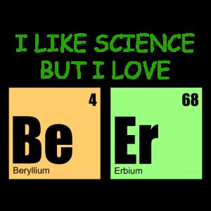 Wissenschaft Bier