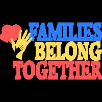 Familien Gehören Zusammen