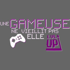 Gameuse Pixel