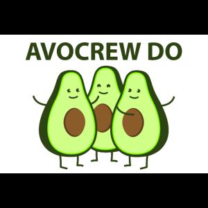 Avocado Crew (Poster)