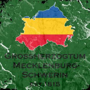 Großherzogtum Mecklenburg-Schwerin, Deutschland