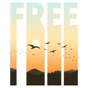 FREE Life - Shirt
