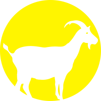Goat In The Moon
