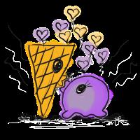Eis - Liebe