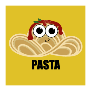 Pasta - Mit Basilikum