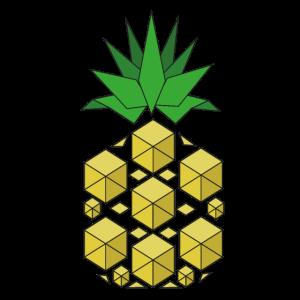 Geometrie Ananas