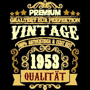 65. Geburtstag Shirt Geschenk Lustig Vintage