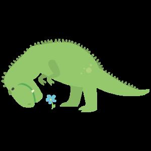 Dinosaurier Blume