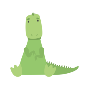 Baby T Rex