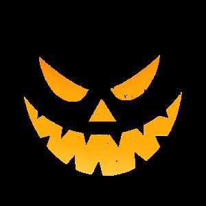 Halloween Grusel Gesicht böse Usedlook