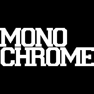 Mono Chrom Weiß