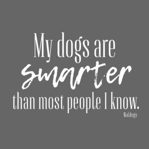 Dogs - Smarter I