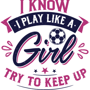Frauenfusball Damenfussball Lustiger Spruch
