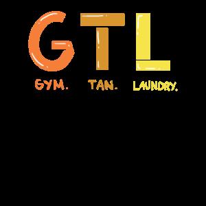 WORKOUT: Gym Tan Laundry