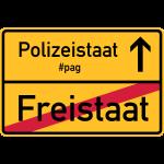 Freistaat Polizeistaat