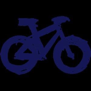 Mountainbike Sketch
