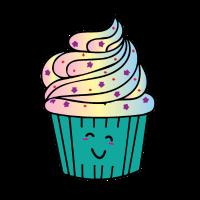 Cupcake leckeres Törtchen