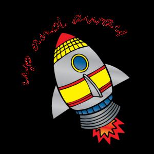 Raumschiff Rakete