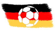 Fan-Shirt: Deutschland – Fahne – Fußball -