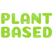 PLANT BASED Veganer Vegetarier Shirt Geschenk