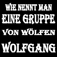 Wolfgang,Wölfe,Gruppe,Geschenk