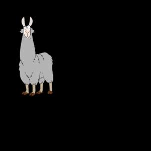 No Problama Lama Einhorn