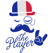 France retro gentleman sports player rock football bachelor olympics poker championship Moustache Flag European