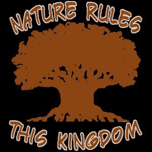 Naturregeln Dieses Königreich