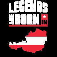 Legenden sind in Oesterreich geboren