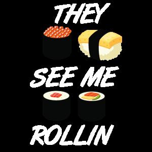 Sushi Rollin