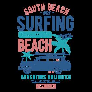 South Beach Surfcamp Sommer Paradies Abenteuer