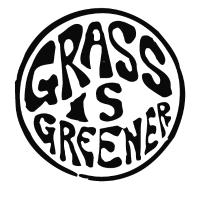 The Grass is GREENER #BLACK