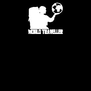 Weltreise T-Shirt