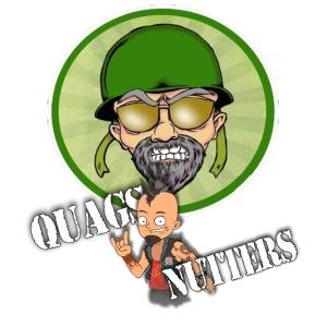 QUAGS NUTTERS!