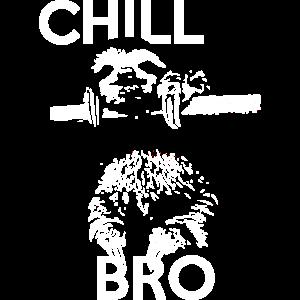 CHILL BRO - Faultier