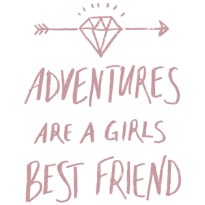 Adventures Are A Girls Best Friend | rosa