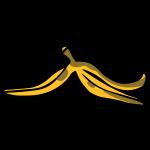 banaan schil