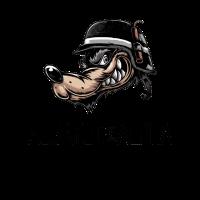 Alpha Wolf Cartoon