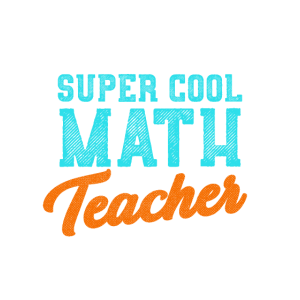 Cool Math Teacher Tee Fantastic Teacher Gift