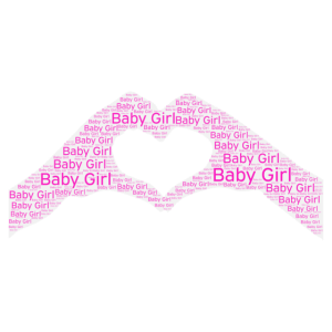 Babygirl, Baby, Tochter, stolze Mutter