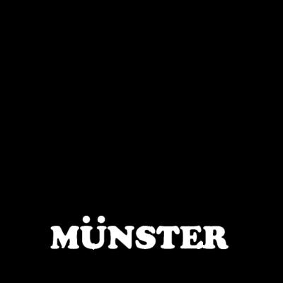 Münster Kirche - Ein tolles Münster T-Shirt mit der Kirche von Münster. - Muenster,Kirche,Münster,Münster Kirche