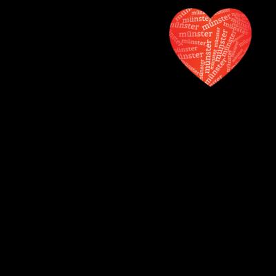 Münster Herz | Münster Liebe Geschenk - Dieses tolle Herz mit der Schrift Münster macht einen tollen Eindruck. Ein absolutes Muss für jeden Münsteraner! Auch ein super Geschenk! Liebe. - Geschenkidee,Münster Herz,Münster Liebe,Liebe,Herz,Münster,Geschenk,Geburtstag