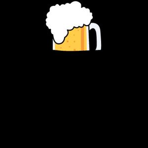 Brusttasche, Bier, bierschaum